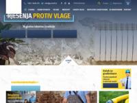 Slika naslovnice sjedišta: ProLuft - Aparati za isušivanje vlage (http://www.proluft.hr)