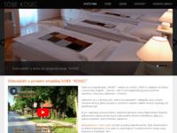 Frontpage screenshot for site: Sobe za iznajmljivanje Kosec, Kutina (http://www.sobe-kosec.hr)