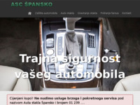 Slika naslovnice sjedišta: Autostaklo centar Špansko (http://www.as-c.hr)