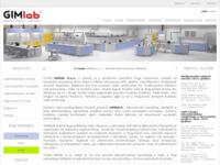 Slika naslovnice sjedišta: GIMlab d.o.o. (http://www.gimlab.hr)