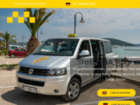 Slika naslovnice sjedišta: Taxi Zeba, Rogoznica (http://taxi-zeba.hr)
