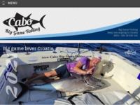 Frontpage screenshot for site: CABO big game ribolov uz kapetana Antu (http://www.cabo-big-game-fishing.com)