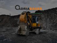 Slika naslovnice sjedišta: Adriabager - Rezervni dijelovi i oprema za građevinske strojeve (http://hr.adriabager.com)