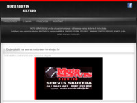 Frontpage screenshot for site: Moto servis Silvijo (http://moto-servis-silvijo.hr)