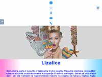 Slika naslovnice sjedišta: Fantasia sweets d.o.o (http://www.lizalice.com)
