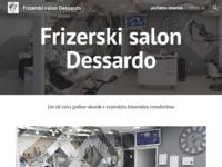 Slika naslovnice sjedišta: Frizerski salon Dessardo, Rijeka (http://dessardo.hr)