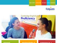 Frontpage screenshot for site: Linguapax - škola stranih jezika (http://www.linguapax.hr)