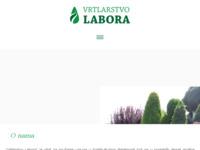 Slika naslovnice sjedišta: Vrtlarstvo Labora (http://vrtlarstvolabora.hr)