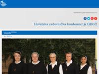 Slika naslovnice sjedišta: Hrvatska konferencija viših redovničkih poglavara i poglavarica (HKVRPP) (http://www.redovnistvo.hr)