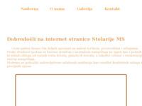 Slika naslovnice sjedišta: Stolarija MS (http://www.stolarija-ms.hr)