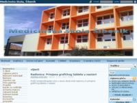 Slika naslovnice sjedišta: Medicinska škola Šibenik (http://www.ss-medicinska-si.skole.hr)
