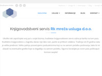 Slika naslovnice sjedišta: Knjigovodstvo Kralj (http://www.knjigovodstvo-kralj.hr)
