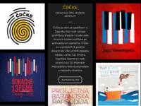 Slika naslovnice sjedišta: Črčke Design (http://www.crcke.com)