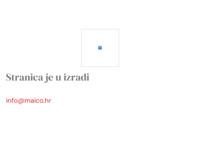 Slika naslovnice sjedišta: Maico (http://www.maico.hr/)