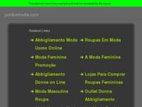 Slika naslovnice sjedišta: Moda za punije, Odjeća veliki brojevi - JumboModa.com (http://jumbomoda.com)