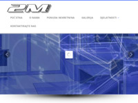 Slika naslovnice sjedišta: 2Mpro (http://www.2mpro.hr)