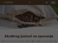 Slika naslovnice sjedišta: Ekobreg - Prirodno i domaće (http://www.ekobreg.com)