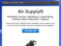 Slika naslovnice sjedišta: Čisti zrak - Air Supply (http://www.cistizrak.hr)