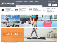Slika naslovnice sjedišta: Xplorer Bike Shop (http://xplorerlife.hr)