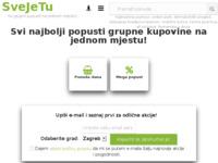 Slika naslovnice sjedišta: PopustPlus (http://www.popustplus.hr)