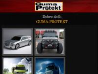 Slika naslovnice sjedišta: Guma  - protekt (http://www.guma-protekt.hr)