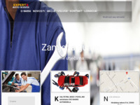 Slika naslovnice sjedišta: Experta autoservis Zadar (http://www.experta-autoservis.hr/)