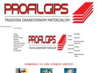 Slika naslovnice sjedišta: Profilgips obrt za trgovinu i usluge (http://www.profilgips-trgovina.hr)