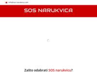 Slika naslovnice sjedišta: SOS Narukvica (http://sos-narukvica.com/)
