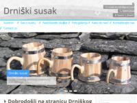 Slika naslovnice sjedišta: Drniški susak - Pravi suvenir Drniša! (http://drniskisusak-tomic.hr/)