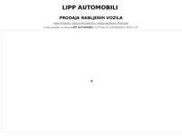 Slika naslovnice sjedišta: Prodaja rabljenih vozila (http://www.lipp.hr)