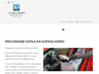 Slika naslovnice sjedišta: AC Buljubašić Bosch car service, servis za sva vozila, Osijek (http://www.ac-buljubasic.hr)