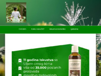 Slika naslovnice sjedišta: Božidar ulje crnog kumina - Crni kumin (http://www.bozidar.hr)