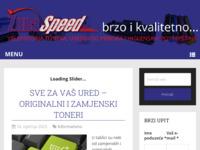 Slika naslovnice sjedišta: Žuna-speed – Brzo i kvalitetno (http://zuna-speed.hr/)