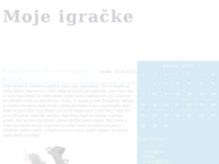 Slika naslovnice sjedišta: Igračke za djecu i sve o njima (http://igracke.blog.hr)