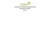 Slika naslovnice sjedišta: SM Pharma (http://www.smpharma.net/)
