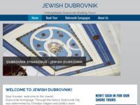 Slika naslovnice sjedišta: Jewish Dubrovnik (http://dubrovniksynagogue.com/)