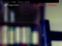 Slika naslovnice sjedišta: ST Knjigovodstvo (http://www.suzanatesic.hr/)