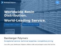 Slika naslovnice sjedišta: Bamberger Polymers (Europe) B.V. (http://www.bambergerpolymers.com)