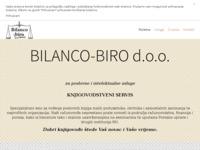 Slika naslovnice sjedišta: Bilanco-Biro knjigovodstvo (http://www.bilanco-biro.hr/)