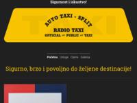 Slika naslovnice sjedišta: Radio Taxi Split - 1777 (http://www.radio-taxi-split.hr/)
