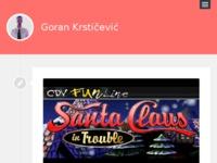 Slika naslovnice sjedišta: Goran Krstičević - Informatičko edukacijski osobni blog (http://gorankrsticevic.eu)