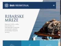 Slika naslovnice sjedišta: B&S ribomaterijal (http://bs-ribomaterijal.hr)