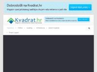 Slika naslovnice sjedišta: Kvadrat.hr - Magazin o nekretninama i kulturi stanovanja (http://www.kvadrat.hr)
