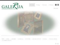 Slika naslovnice sjedišta: Uokvirenje slika Robinščak (http://uramljivanje.hr)