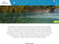 Frontpage screenshot for site: Vita projekt d.o.o. za projektiranje i savjetovanje (http://vitaprojekt.hr)