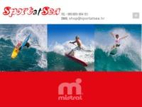 Slika naslovnice sjedišta: Oprema za surfanje - Windsurfing Hrvatska (http://sportatsea.hr/)