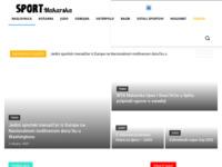 Slika naslovnice sjedišta: Sport Makarska (http://www.sportmakarska.com)