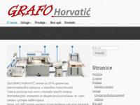 Slika naslovnice sjedišta: Grafo-Horvatić – Vrhunski grafički strojevi (http://grafo-horvatic.hr/)