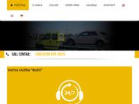 Slika naslovnice sjedišta: Vučna služba Božić (http://www.vucna-sluzba-bozic.hr)