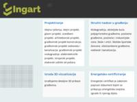 Slika naslovnice sjedišta: Ingart.hr (http://ingart.hr/)